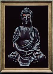 Emerging Buddha