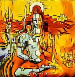 Shiva - Ardhanarishvara
