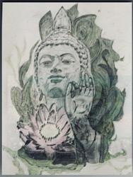 Siddhartha Gautama - Unbloomed Lotus