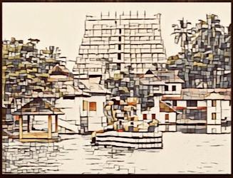 Ananta Padmanabhaswamy Temple